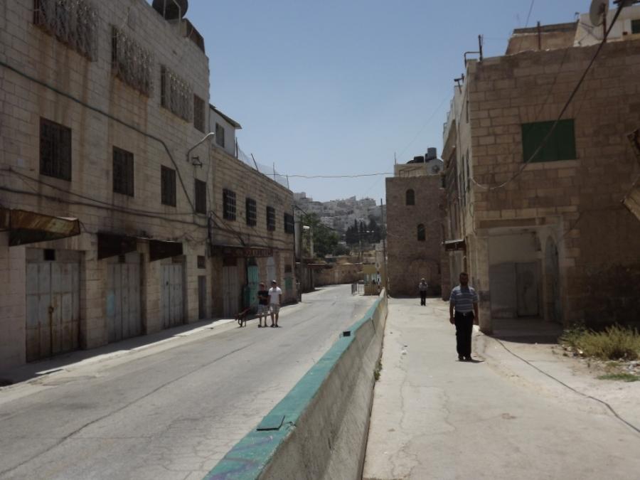 Hebron apartheid