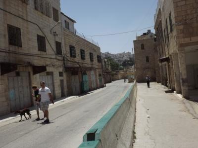 Hebron apartheid1