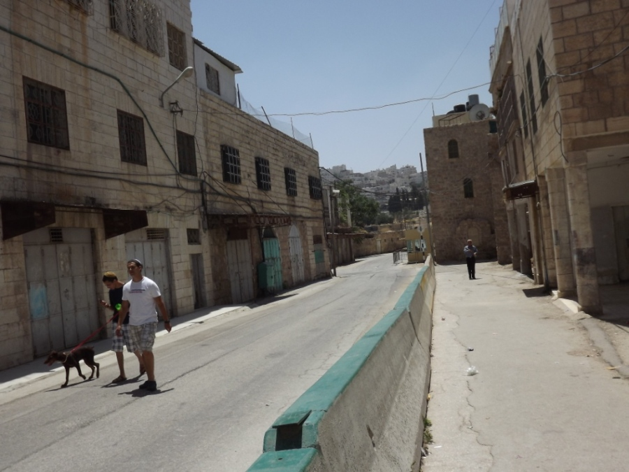 Hebron apartheid1