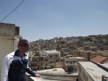 Hebron Jamal e horizonte antigo