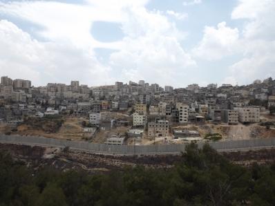 Jerusalem Oriental bairro palestino5